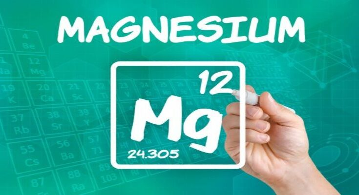 who discovered magnesium?