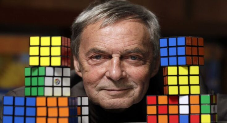 Who Invented Rubik's Cube?