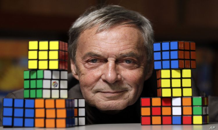 Who Invented Rubik's Cube