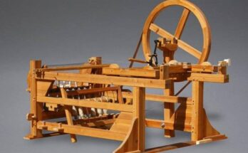 Who Invented Spinning Jenny?