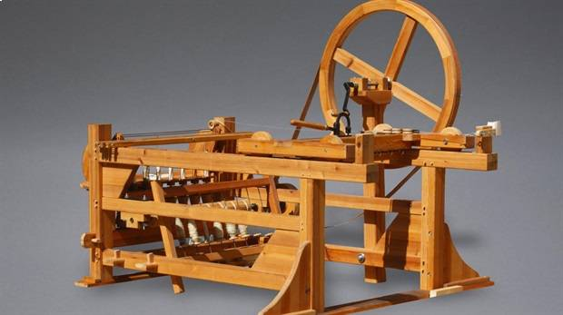 Who Invented Spinning Jenny
