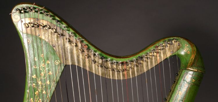 Who Invented The Harp