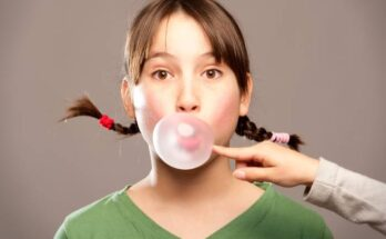 Who invented chewing gum?